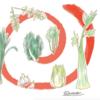 """【追加有】2/18は七種の野菜で""""人類の誕生日""""を祝う!~初七・人日節~"""