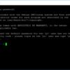 Raspberry Pi 使用開始