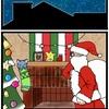 『ほら、ここにも猫』・第280話「クリスマスの夜」(Christmas night)