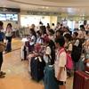 函館空港到着