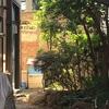 谷根千 煉瓦巡り(4)  煉瓦塀  台東区谷中