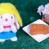 【Lチキ バターしょうゆ味】ローソン 3月10日(火)新発売、LAWSON コンビニスイーツ 揚げ物 食べてみた!【感想】