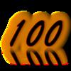 ふさふさなブログ100記事達成!継続は力なり!