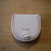 ヌメ革を育てる:BREE(ブリ―)のコインケースJ9を購入・日光浴させました。