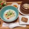 茶青花で飲茶ランチ♪(大阪・梅田 三番街)