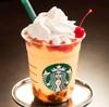 スタアバックス珈琲なる噂は純喫茶風のメニュー『プリンアラモードフラペチーノ』の告知だった! マジで勘違いしたっ。