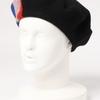 トリコロールカラーベレー帽 | Le Beret Francais (ROSE BUD)