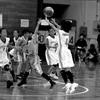バスケ・ミニバス写真館66 一眼レフで撮影したバスケットボール試合の写真