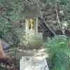 加治丘陵 『 村社八幡神社の弁天池 』