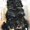 黒猫さん 〜刺繍〜