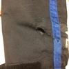 ライディングジャケットを補修した