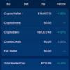 Crypto.com [ビットコイン定期口座] 編