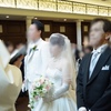 【結婚式当日レポ10】挙式*確認の儀・讃美歌