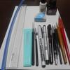 アナログで漫画を描くための道具
