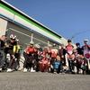 ロードバイク - 三味線レーシング周回練(8周)からのSAKAI★RACINGさん宮妻峡練