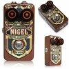 基板を使わない!?独特の手法で作られるハンドメイドペダル「Lounsberry Pedals Nigel Touch Overdrive」「ACE OF SPAYDES MOSFET Overdrive」登場!