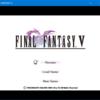 FINAL FANTASY V(Steam版)