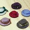 フェルトの帽子