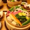 ココペリさんの野菜もりもりランチ。