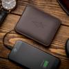 スマホ充電・GPS・防犯機能付きスマート財布 Volterman (ボルターマン)がすごい