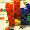 まなびwith(ウィズ)2年9月号の立体図形ブロックは「ビルディング」問題?~算数パズル・思考力・作文・語彙力系の問題もお任せ