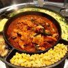 韓国バル ハラペコで旨辛鉄板鍋!