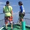 沼津店より エコギア折本さんとハタ釣りに行ってきました!!