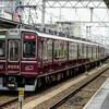 阪急、今日は何系?482…20210618