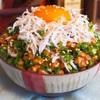 【レシピ】ごま油薫る!納豆しらす丼!