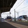 富山地方鉄道・栄町駅〜市内電車・西町駅徘徊