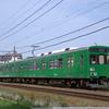 この1枚から 池上線を走る「緑の電車」をねらう