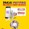 Cara mendaftarkan rek E-money PAYPRO produk indosat Ooredoo indonesia