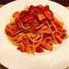 トマト缶で超簡単!ベーコンと玉ねぎで作る本格トマトパスタ