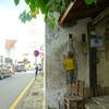 【マレーシア・ペナン旅行記】世界遺産、ペナン島・ジョージタウンのストリートアート散歩。
