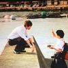 菊池風磨くんと渡辺曜ちゃんが可愛すぎるので、沼津に行ってきた ~その3 内浦港~