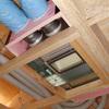 工事81日目:換気システム設置・配管