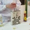 【かどや見学】小豆島に着くと即じゅるり 香ばしいごま油の香りが食欲を刺激する