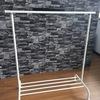 IKEAのハンガーラック「RIGGA」がえらくシンプル!作りも組み立ても!