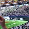 野球観戦に行きました