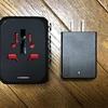 海外渡航用コンセント変換プラグを新しくして、ThinkPad X1 Carbonの電源周りを最小にしてみる