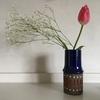 マリ・シムルソンのフラワーベースに花を生けてみた