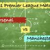 【できる事を考えたが…(前半編)】Premier League 25節 アーセナル vs マンチェスター・C