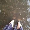 メルボルン豪雨からの洪水