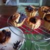【いただいた柚子を活用】ゆず丸ごと煮を大胆にケーキにいれていただきます!