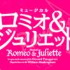 ミュージカル ロミオとジュリエット(キャストについて)