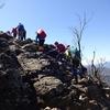 大菩薩嶺の醍醐味は稜線歩きです