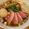 麺堂にしき/新宿歌舞伎町/特製鴨だし醤油ラーメン/新宿区