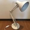 無印良品 LEDアルミアームライト 机を照らすピクサーのアレっぽいライトのレビュー