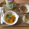 お昼ごはん☆主人が作った離乳食