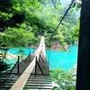 静岡の秘境、夢の吊橋へ~静岡は富士山だけじゃないです〜